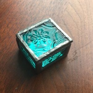 Mini Glass Box